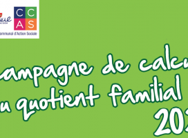 CALCUL DU QUOTIENT FAMILIAL 2020
